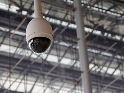 Canva - Surveillance Camera Monitoring